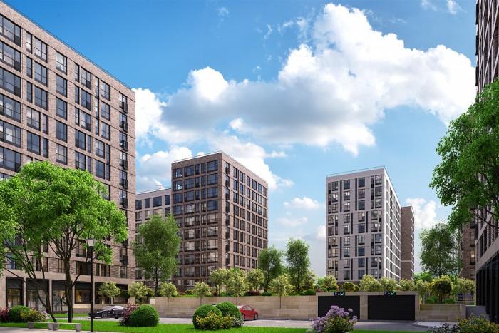 """В жилом комплексе """"Второй квартал"""" началась продажа нежилых площадей"""