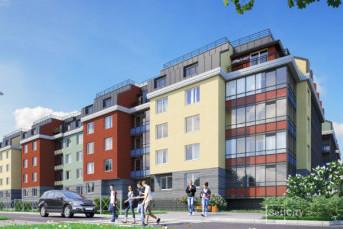 """В жилом комплексе """"Зеленый квартал"""" открыта продажа квартир с мансардами и террасами"""