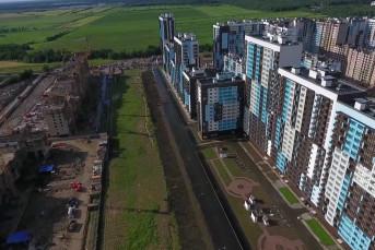 """В ЖК """"Чистое небо"""" началась продажа нового объема квартир"""