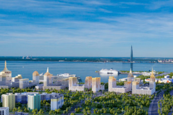 """В ЖК  """"Golden City"""" началось строительство VIII квартала"""