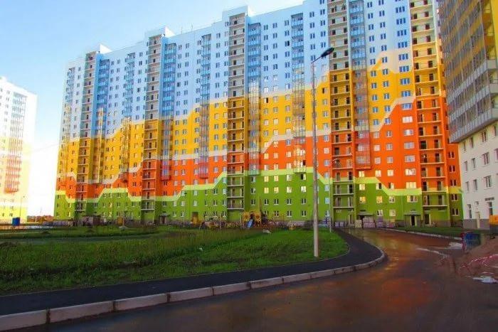 """В ЖК """"Новая Охта"""" начинается заселение еще одного дома"""