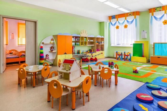 """В ЖК """"Времена года"""" открылся детский сад"""