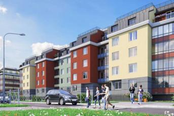 """В ЖК """"Зеленый квартал"""" выведен новый объем жилья"""