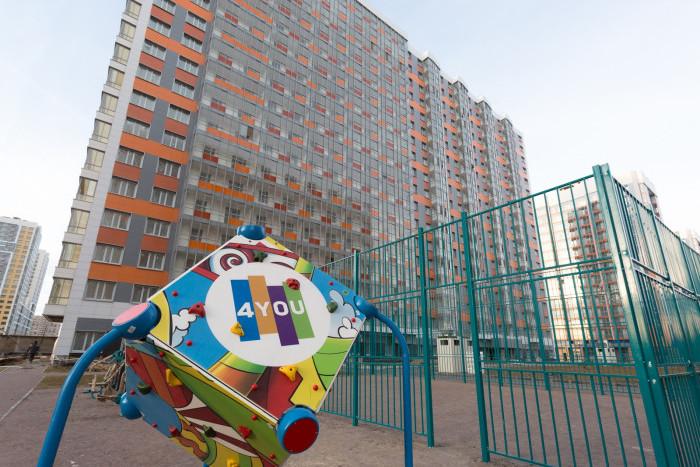 """Введена в эксплуатацию первая очередь жилого комплекса """"4YOU"""""""