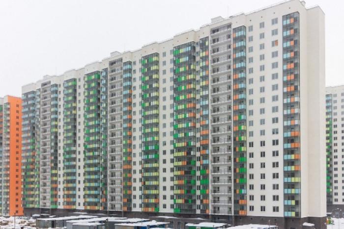 """Введена в эксплуатацию третья очередь жилого комплекса """"Краски лета"""""""