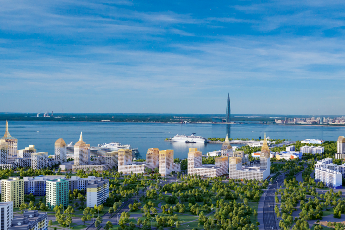"""Выдано разрешение на строительство нового квартала в жилом комплексе """"Golden City"""""""