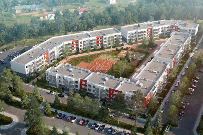 """Застройщик жилого комплекса """"Yolkki Village"""" признан банкротом"""