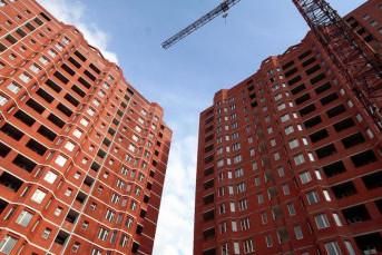 Застройщики Санкт-Петербурга перевыполнили план по вводу жилья