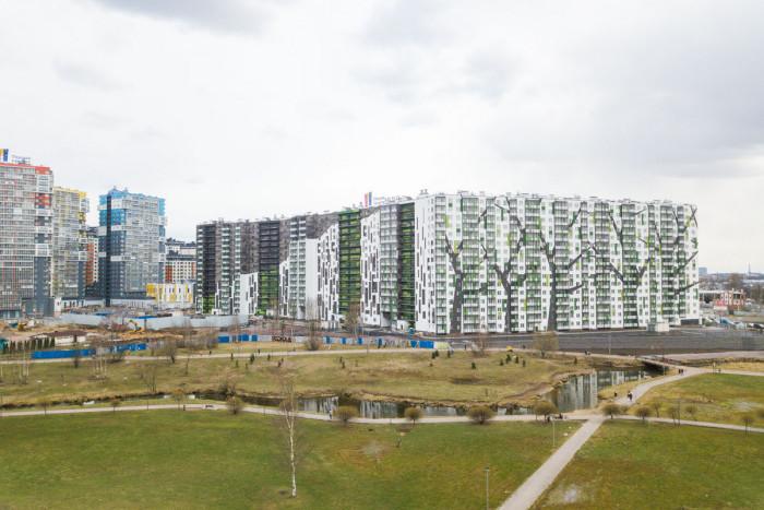 "Завершено строительство ЖК ""ПаркЛэнд"""