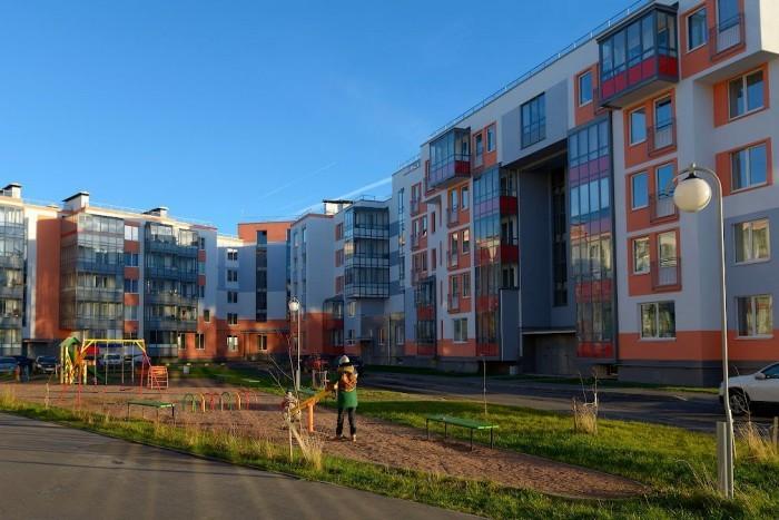 """Жилой комплекс """"Новый Петергоф"""": микрогород в мегаполисе"""