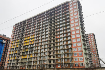 """ЖК """"4YOU"""": четыре многоэтажки на месте старого мясокомбината"""