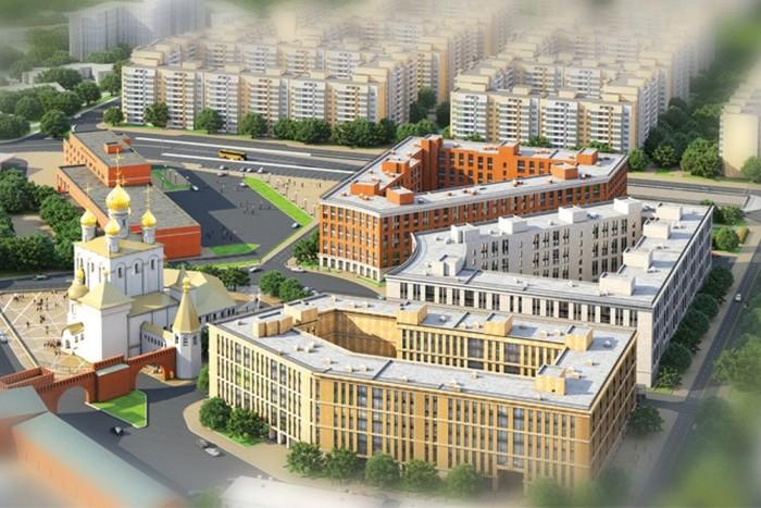 "ЖК ""Царская столица"" получил аккредитацию банка ""Санкт-Петербург"""