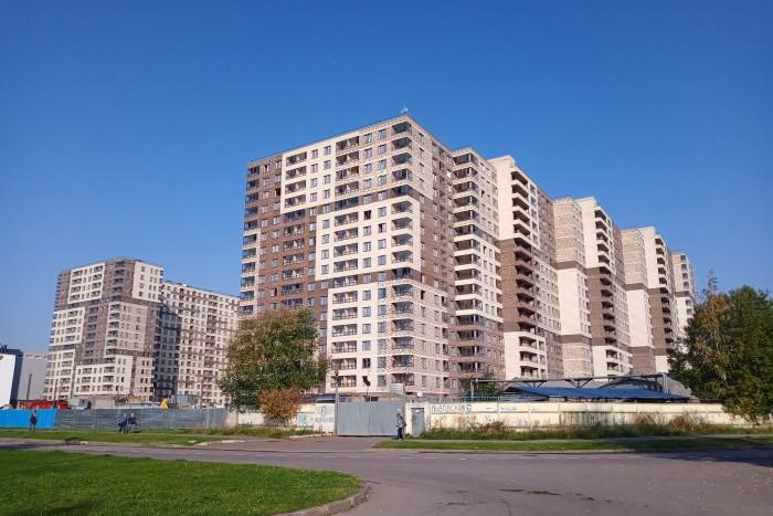 """ЖК """"ЦДС Полюстрово"""": дом размером с квартал"""
