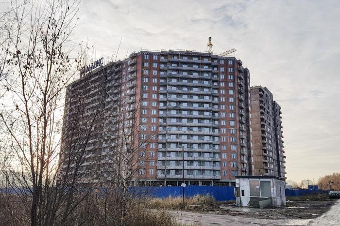 """ЖК """"Цвета радуги"""": жилье для тех, кто умеет ждать"""