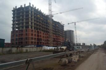 """ЖК """"Две столицы"""": комфорт не сразу строился"""