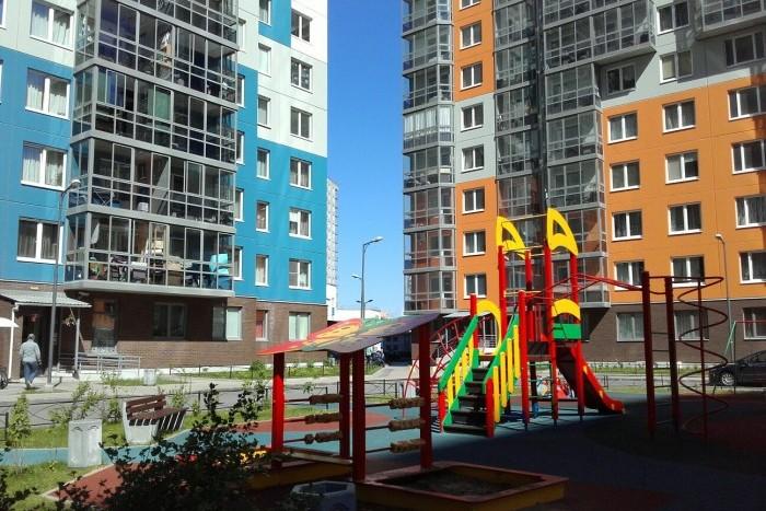 """ЖК """"Эланд"""":  удачный жилой комплекс прямо возле метро """"Девяткино"""""""