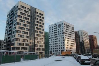ЖК «Европа Сити»: крупный жилой комплекс от ЛСР на Петроградке