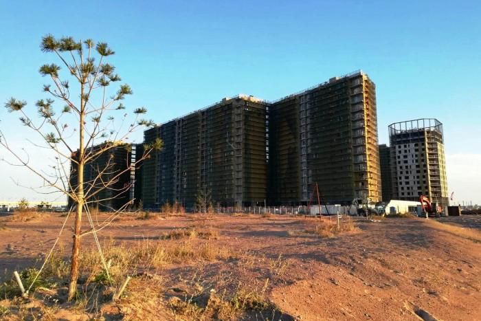 """ЖК """"Морская набережная"""": видовые квартиры среди песчаных дюн и бездорожья"""