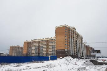"""ЖК """"Новое Янино"""": затянувшаяся стройка на границе с Петербургом"""