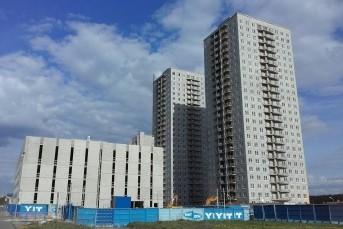 """ЖК """"Новоорловский"""": крупный жилой комплекс на Суздальском шоссе возле Новоорловского лесопарка"""