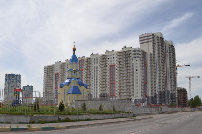 """ЖК """"Парголово"""": неторопливое строительство в тихом поселке"""