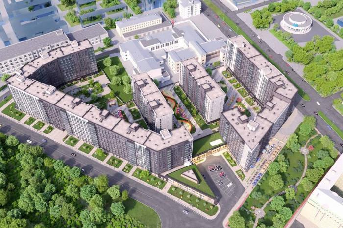 """ЖК """"Первый квартал"""" готов к заселению"""
