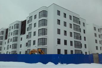"""ЖК """"Петергоф Парк"""": симпатичные домики на окраине Петергофа"""