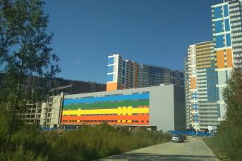 """ЖК """"Полис на Комендантском"""": маленькие квартирки в районе с большими планами"""