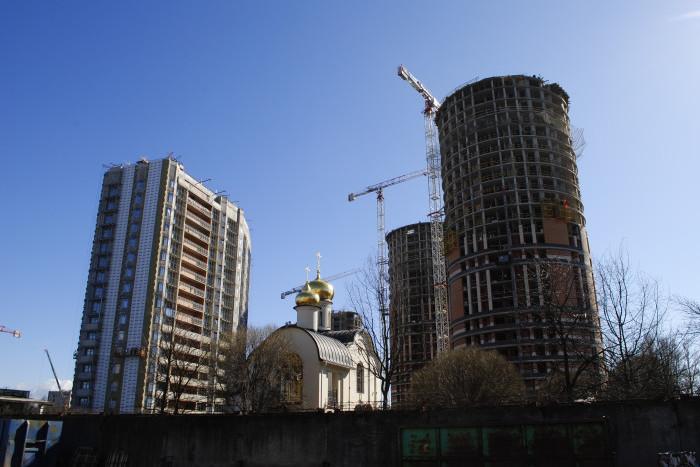 """ЖК """"Приморский квартал"""": корпуса вовсю строятся, а район не готов"""