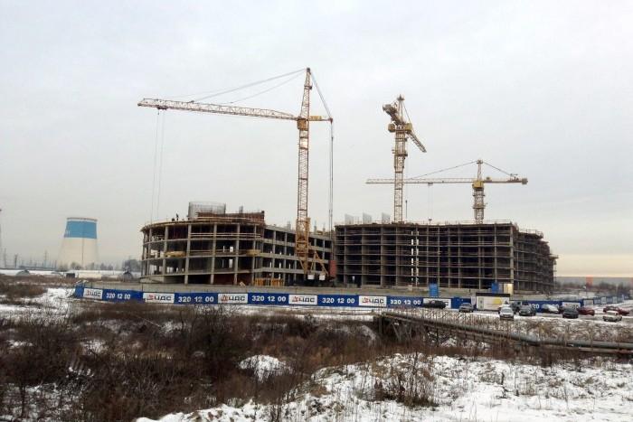 """ЖК """"Приневский"""" -  бюджетное жилье в пределах КАД"""