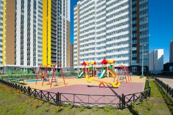 """ЖК """"Цветной город""""  - семейные квартиры от Группы ЛСР в черте города"""