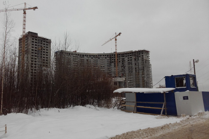 """ЖК """"Ultra City"""": многоэтажки с интересной начинкой в Приморском районе"""