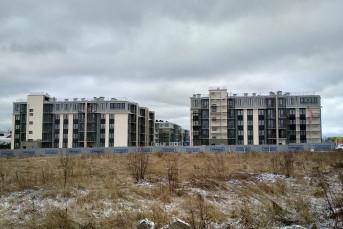 """UP-квартал """"Пушкинский"""": пятиэтажки между дворцово-парковых ансамблей"""