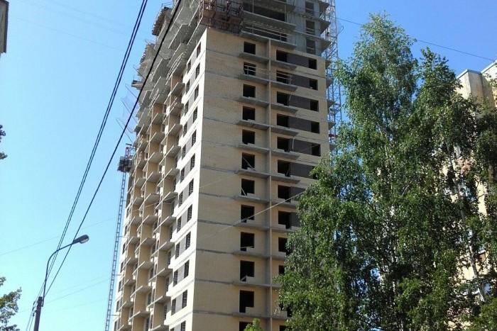 """ЖК """"Высота"""": 25-этажный дом на улице Цимбалина от компании, строившей олимпийские объекты в Сочи"""
